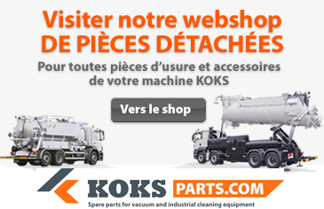 KOKS Parts.com - Spare parts for vacuum and industrial cleaning equipment