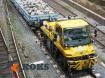 KOKS-ZAGRO Unimog inzet bij perron vernieuwing station Amersfoort CS