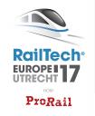 Brengt u ons een bezoek tijdens RailTech?