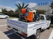 ROM Compact PRO skid mounted jetter