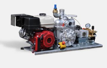 Motorová/Čerpací zařízení pro samovýrobu