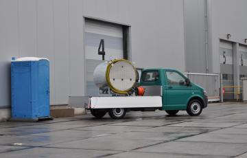 FLEXI 1000/400 - Mobilní Jednotka