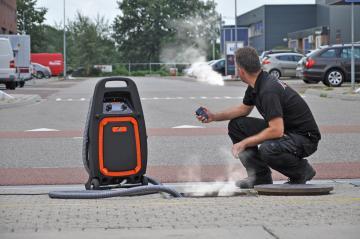Generátor Kouře e-STEAM EUROM