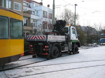 Inzet tram/metro