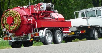 COMBI aanhanger 1400/500 (1900 liter)