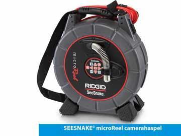SeeSnake camerahaspels