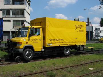 Tot 7.500 kg GVW gebaseerd op MB Vario